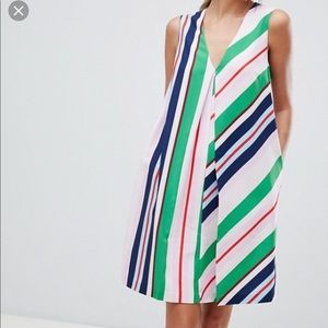 Ted Baker Tunic Dress in Bay of Honour Stripe